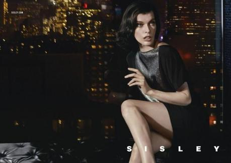 Milla Jovovich by Sean & Seng for Sisley's Spring 2013 Campaign  5