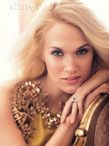 Carrie Underwood by Alexi Lubomirski for Allure Magazine February 2013  2