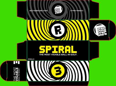 SPIRAL BALL SLEEVE ARTWORK BY MXVGOLF