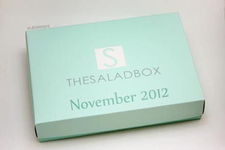 Saladbox November 2012