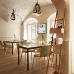 Pisacco Bistro in Milan by Kerry Flint