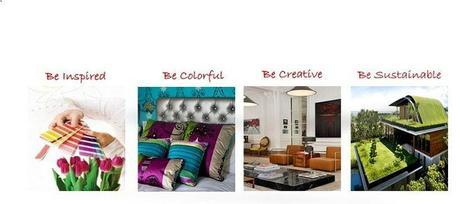 fbsimone Thursday inspirations ~ social media, interior design and everything in between. HomeSpirations