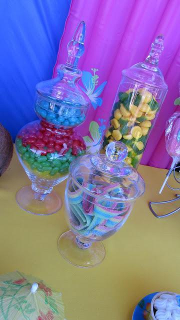 A Beach Themed Birthday party by Vicky from Party Rite