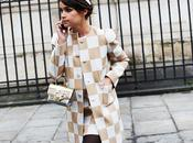 Streetstyle: Miroslava Dumain Louis Vuitton More Haute...