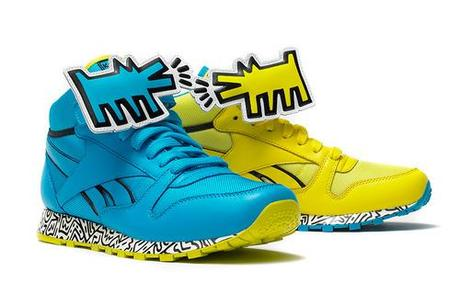 Reebok x Keith Haring Foundation 2013 Footwear Collection Reebok...