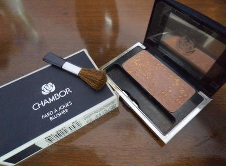 Chambor Single Blush Star Candy Review