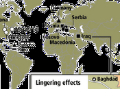 Depleted Uranium: Radioactive Poison Future War.