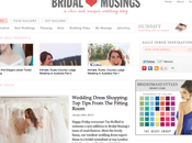 Friday Favourite: Being Guest Contributor Bridal Musings!