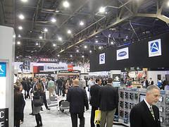 Trade Show Marketing at the CES 2012