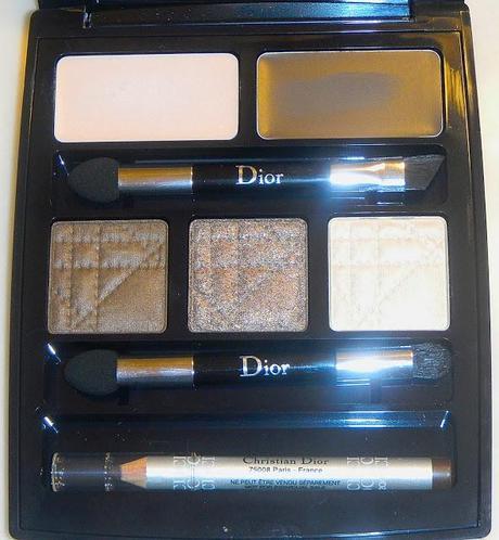 Back to Blogging: Dior Celebration Collection Eye Palette