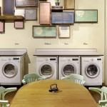 A Beer With Your Laundry at Wasbar Ghent by Pinkeye