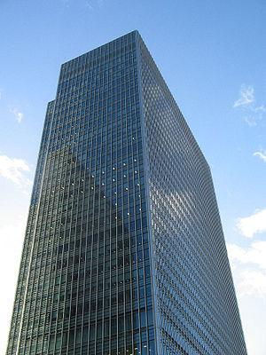 25 Bank Street, Canary Wharf, London