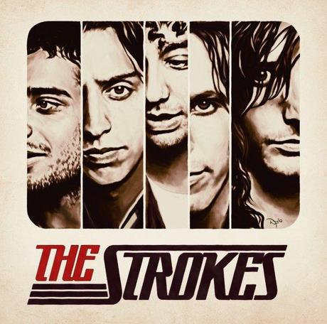strokes GET STOKED FOR NEW STROKES [FREE MP3]