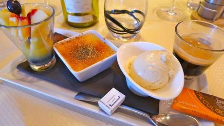 When in Paris, do dessert as the Parisians do...