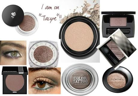 Beauty Talk | Your Guide To Taupe Eyeshadows