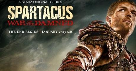 Savages, Girls and Spartacus!