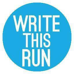 If running be the food of love, blog on.