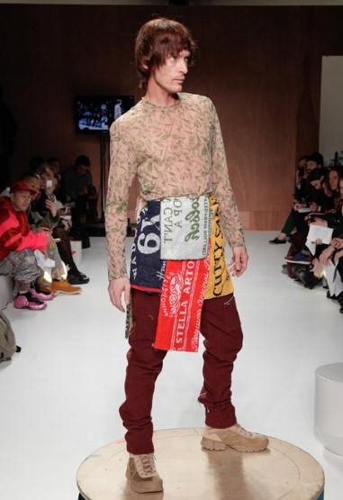Men S Fashion Week Avant Garde Or Just Wacky Paperblog
