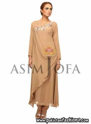 Asim jofa semi formal dresses for women 2013 paperblog