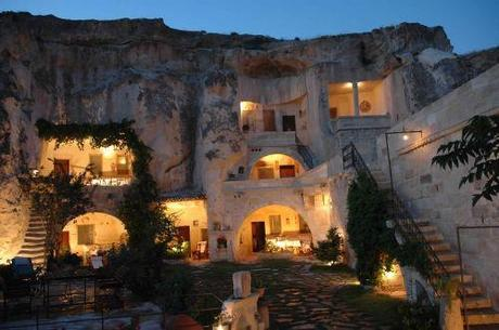weird hotels cappadocia cave hotel