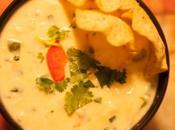 Super Bowl Recipes White Queso