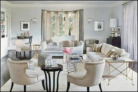 Living room decor trends that will change your home for B m living room curtains