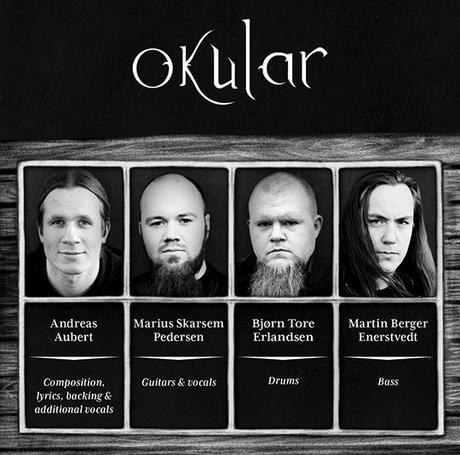 Norwegian Progressive Death Metallers OKULAR to Self-Release Sexforce on March 4th