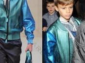 Celeb Style: Romeo Beckham, Burberry Model Of...