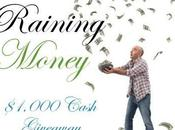 It's Raining Cash-Free Blogger