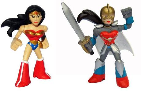 The Injustice of Being Wonder Woman