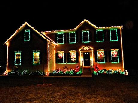 Holiday Decorating and Lights: Part 1!
