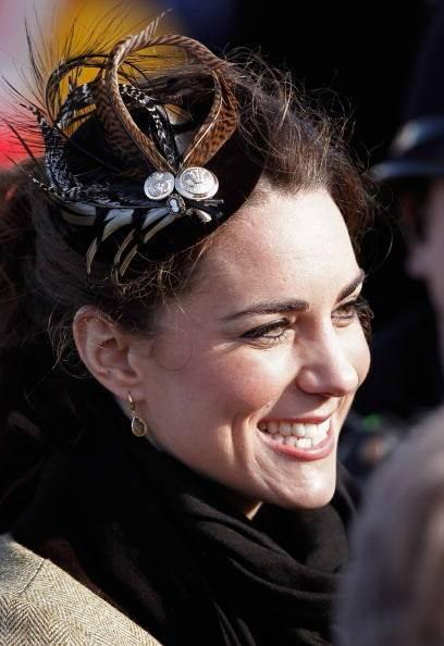 Kate Middleton Stylish Hat