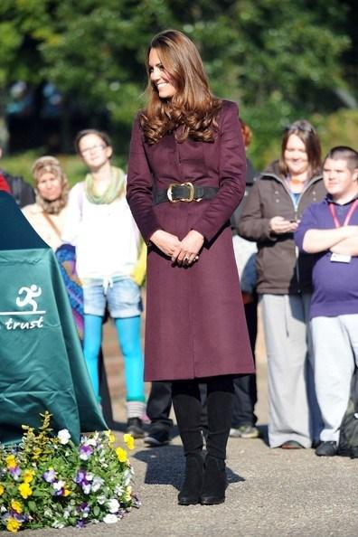 Kate+Middleton+Boots+Knee+High+Boots