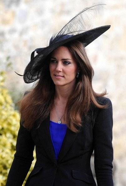 kate middletons hat
