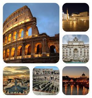 When in Rome Have a Grand Adventure