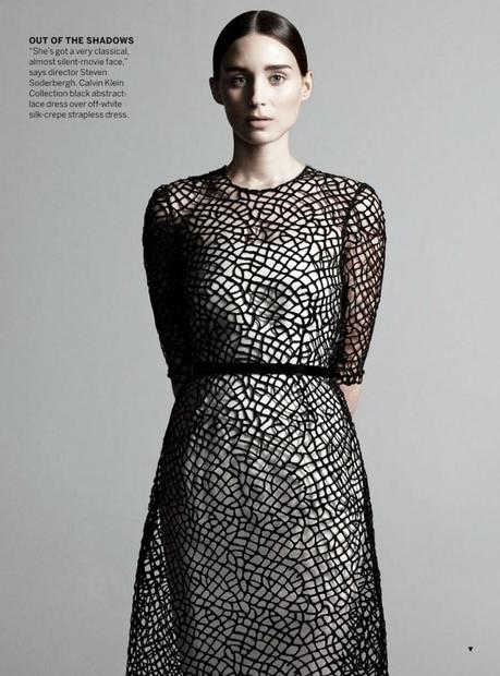 Rooney Mara by David Sims for Vogue US February 2013 2