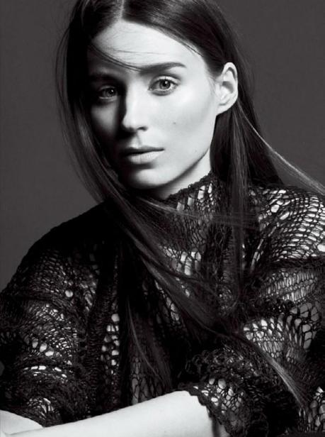 Rooney Mara by David Sims for Vogue US February 2013  3