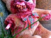 Valentines Gift Idea Zombie Teddy Bears
