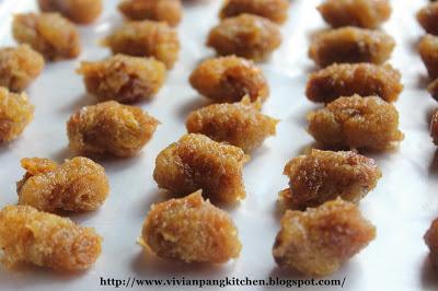 Lime & Raisins Rolls (Nastar) 桔子葡萄酥-CNY Cookies#1