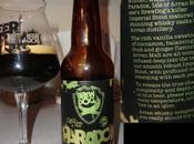 Tasting Notes: Brewdog: Paradox: Isle Arran (2012)