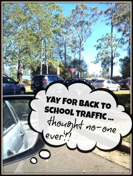 Wordless Wednesday And It S Back To School Traffic