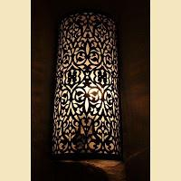E Kenoz Offers Elegant Moroccan Sconces Which Creates An Excellent Ambience