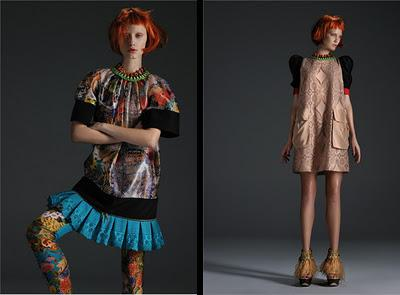 Gaetano Navarra's S/S '12 Collection! Vavavoom!
