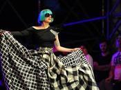 Lady Gaga Vintage Gianni Versace Dress Europride!