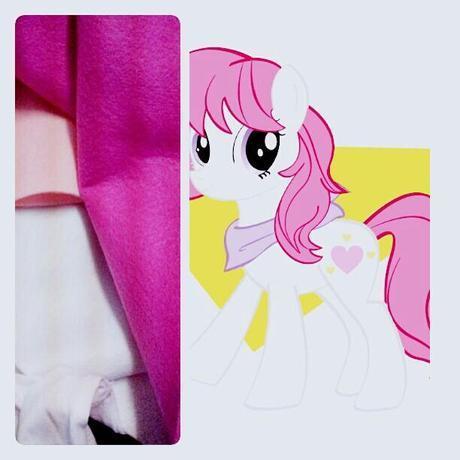 sweetheart, my little pony tale hoodie