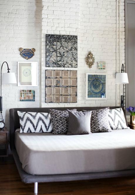 Make your walls beautiful inspiring ways to hang art - Lo ultimo en decoracion de paredes ...