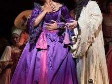 Opera Review: Purple Reign