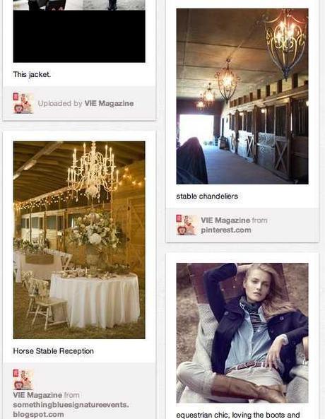 Visit VIE Magazine on Pinterest!