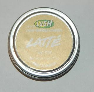 Review: Lush Latte Lip Tint