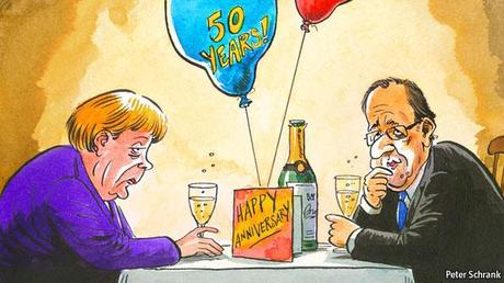 Charlemagne: Europe's odd couple